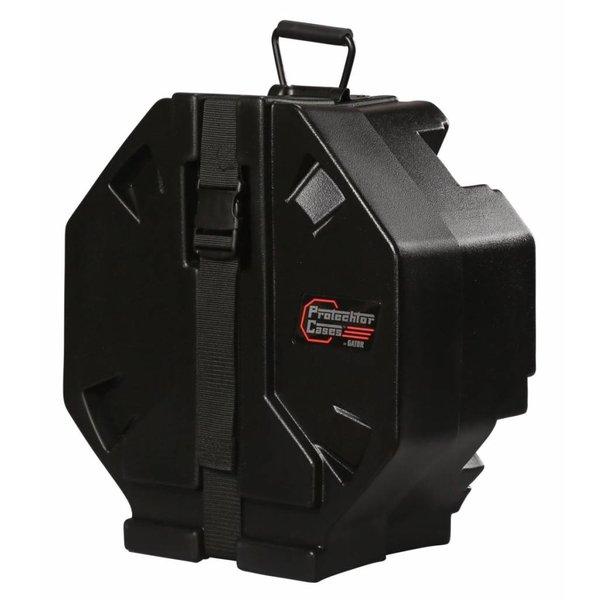 "Gator Gator GP-EVOL13/1405.5SD Evolution Snare Case; 13-14""x5.5"