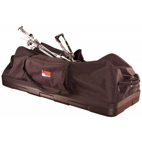 "Gator GP-HDWE-1436-PE Hardware Bag 14"" x 36"" w/ wheels; Molded Bottom"
