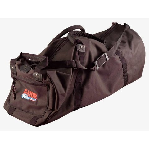"Gator GP-HDWE-1436W Drum Hardware Bag; 14"" x 36""; w/ Wheels"