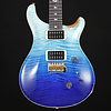 PRS Paul Reed Smith Custom 24 10 Top, Blue Fade 476 6lbs 14.9oz