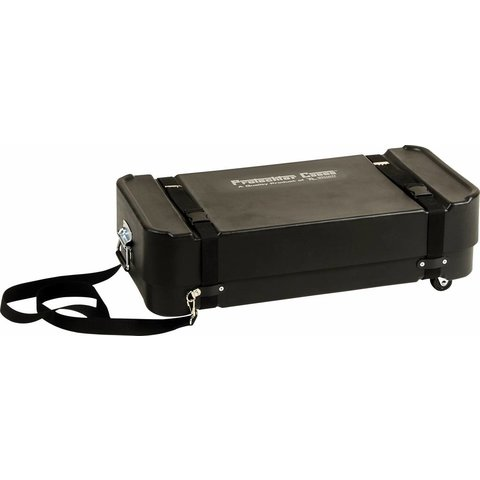 "Gator GP-PC308W Accessory Case; Super Compact-30""x14""x12""w/ wheels"