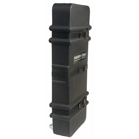 "Gator GP-PC400AW Accessory Case - 45"" x 16"" x 7""; w/ wheels"