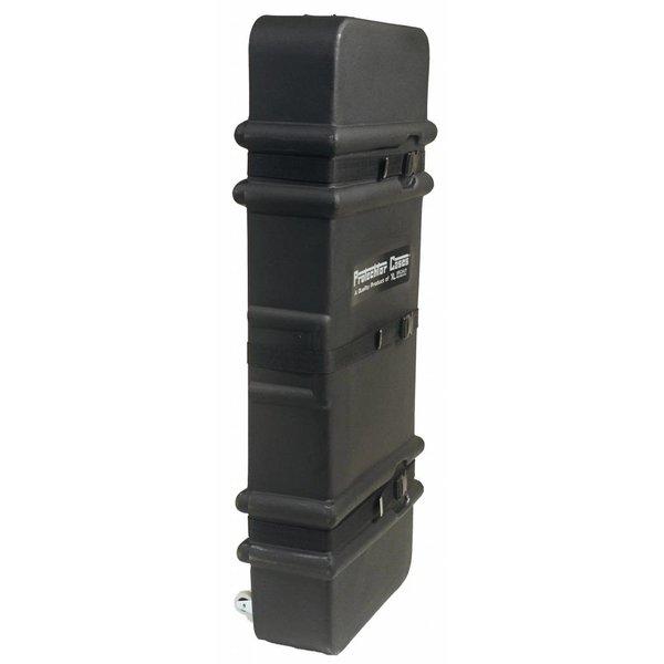 """Gator Gator GP-PC400AW Accessory Case - 45"""" x 16"""" x 7""""; w/ wheels"""