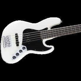 Fender Fender Deluxe Active Jazz Bass V, Pau Ferro Fb, Olympic White