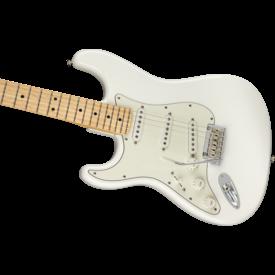 Fender Fender Player Stratocaster Left-Handed, Maple Fingerboard, Polar White