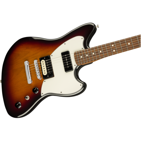 Fender PowerCaster, Pau Ferro Fingerboard, 3-Color Sunburst