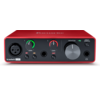 Focusrite Scarlett Solo 3rd Gen USB Audio Interface 2-in / 2-out