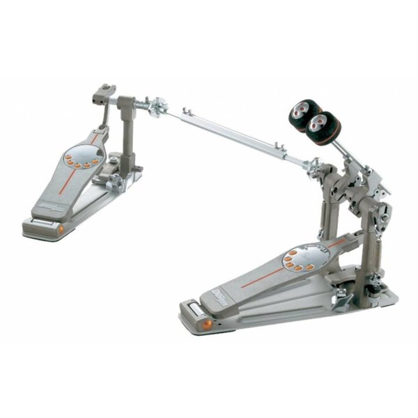 Pearl Floor Model Pearl P3002D Eliminator Double Bass Drum Pedal with Case