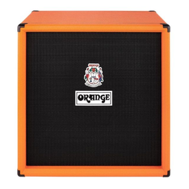 Orange Orange OBC410 4X10 w/ 4 Eminence 10'' speakers attenuated horn 8 ohms 600 watts