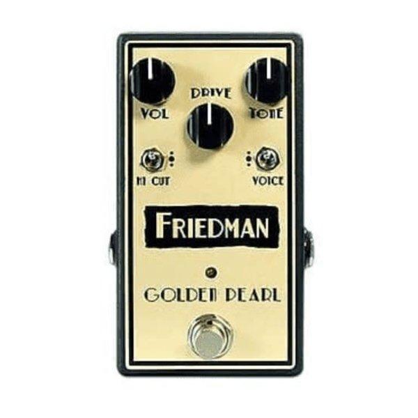 Friedman Friedman Golden Pearl Overdrive Pedal