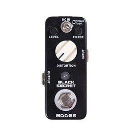 Mooer Mooer MDS1 Black Secret Distortion Pedal