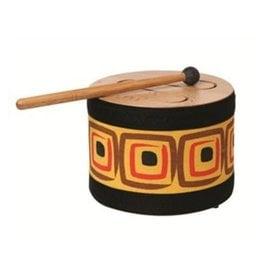 Hohner Hohner Wood Tone/Slit Drum W Mallet HO825