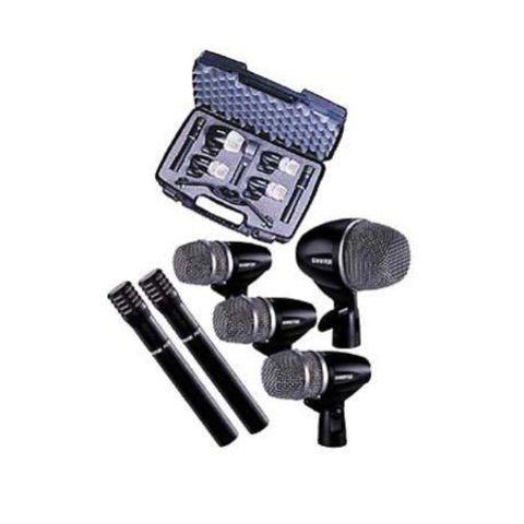 Shure PG 6-Piece Drum Mic Kit