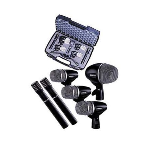 Shure Shure PG 6-Piece Drum Mic Kit