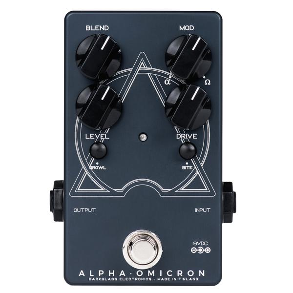 Darkglass Darkglass Alpha Omicron Bass Preamp/Overdrive Pedal
