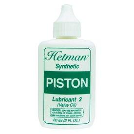 Harris Teller Hetman A14MW20 Synthetic Piston Lubricant #2, 2 Oz.