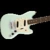Fender American Performer Mustang, Satin Sonic Blue used