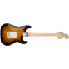 Squier Affinity Series Stratocaster, Left-Handed, Laurel Fb, Brown Sunburst