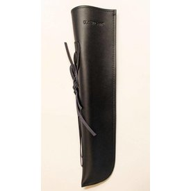 M&M Distributing Company Leather Bass Bow Quiver
