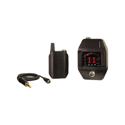Shure GLXD16/Z2 GLXD16 Guitar Pedal System