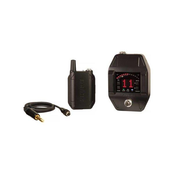 Shure Shure GLXD16/Z2 GLXD16 Guitar Pedal System