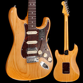 Fender Fender American Ultra Stratocaster HSS Rw, Aged Natural 296 8lbs 4.7oz used
