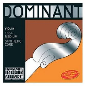 Thomastik Thomastik Infeld 135B Dominant Synthetic Core Violin Strings