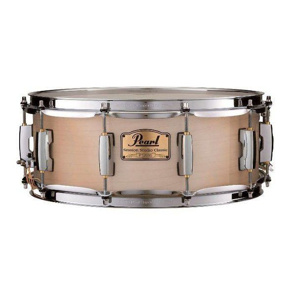 "Pearl Pearl SSC1450S/C151 14"" x 5"" Snare Drum"