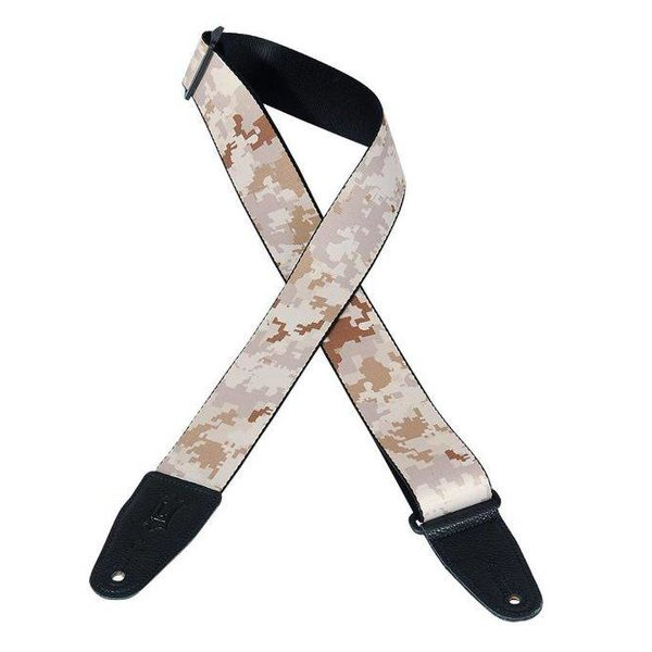 "Levy's Leathers Levy's MPS2-122 2"" Sublimation Printed Guitar Strap"