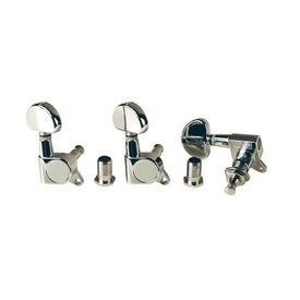 Golden Gate Golden Gate SF2075 Chrome 3&3 Guitar Tuning Machines