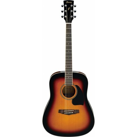 Ibanez PF15VS Performance Acoustic Guitar Vintage Sunburst