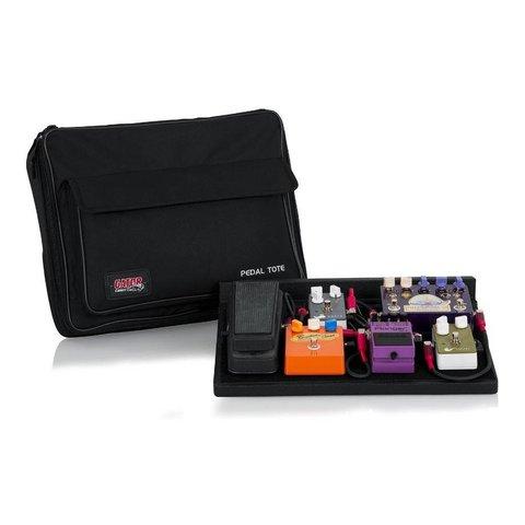 Gator GPT-BLACK Pedal Board w/ Carry Bag