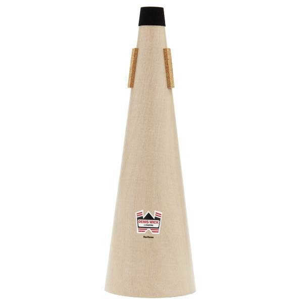 Denis Wick Denis Wick Baritone Wooden Straight Mute; Special Order {90 Day Shipping}