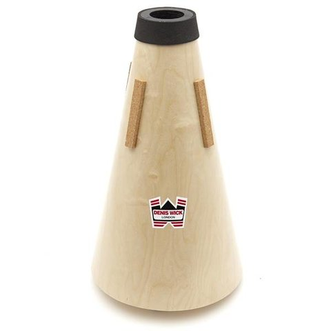 Denis Wick Euphonium Wooden Straight Mute; Special Order {90 Day Shipping}