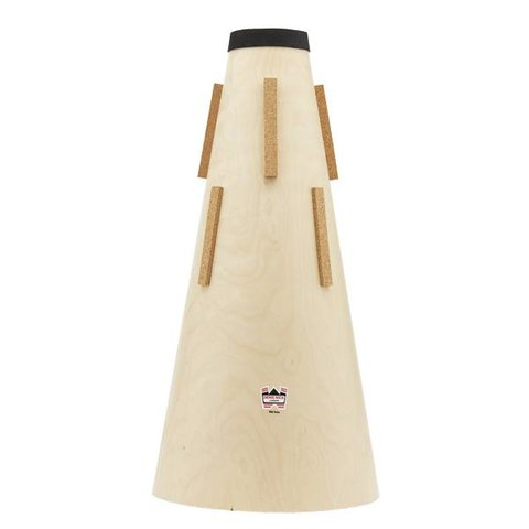 Denis Wick Tuba Wooden Straight Mute; Special Order {90 Day Shipping}