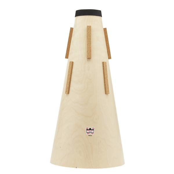 Denis Wick Denis Wick Tuba Wooden Straight Mute; Special Order {90 Day Shipping}