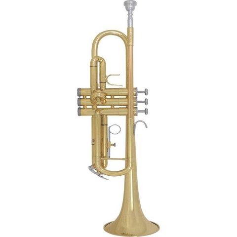 Bach TR300H25C Student Bb Trumpet w/ 5C Mouthpiece