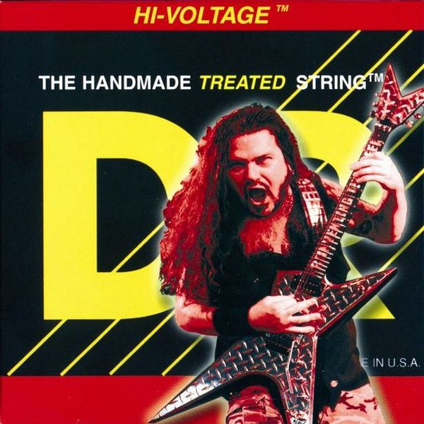 DR Handmade Strings DR Strings DBG-9/46 Lt-Hvy Dimebag Darrell Nickel Plated: 9, 11, 16, 26, 36, 46