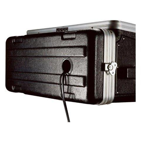 Gator GRC-8X2 8U Top, 2U Side Console Audio Rack