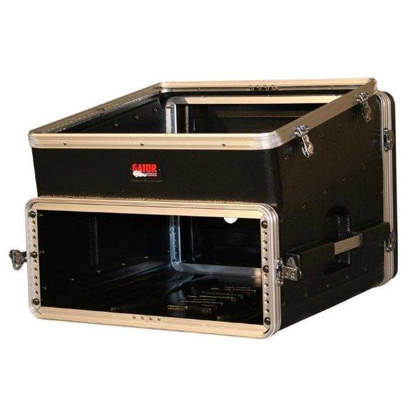 Gator Gator GRC-10X4 10U Top, 4U Side Console Audio Rack