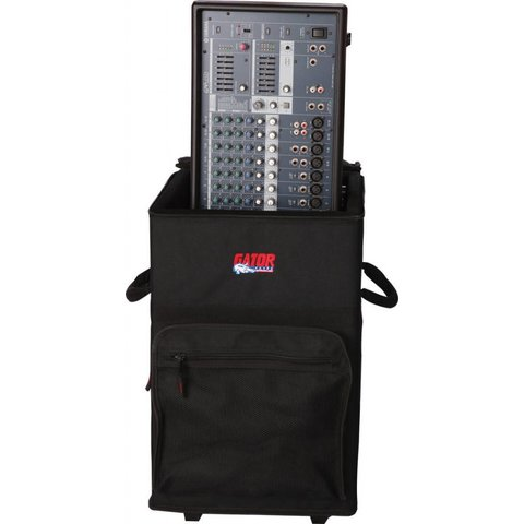 "Gator GPA-720 Powered Mixer Case; 13"" x 13.5"" x 20"