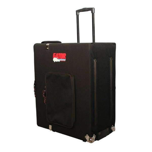 Gator Gator GX-22 Cargo Case w/ wheels; Larger Size