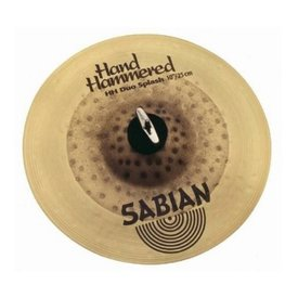 "Sabian Sabian 11065B 10"" HH Duo Splash Brilliant Finish"