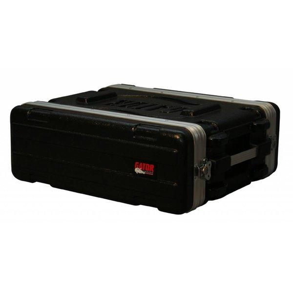 Gator Gator GR-3S 3U Audio Rack; Shallow
