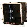 Gator GRR-10PL-US 10U Audio Rack; Powered Rolling