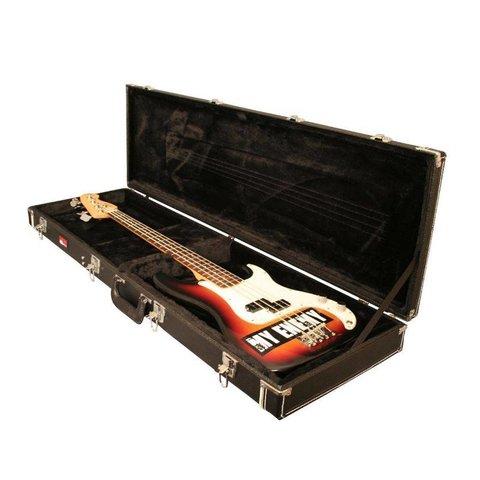 Gator GW-BASS Bass Guitar Deluxe Wood Case