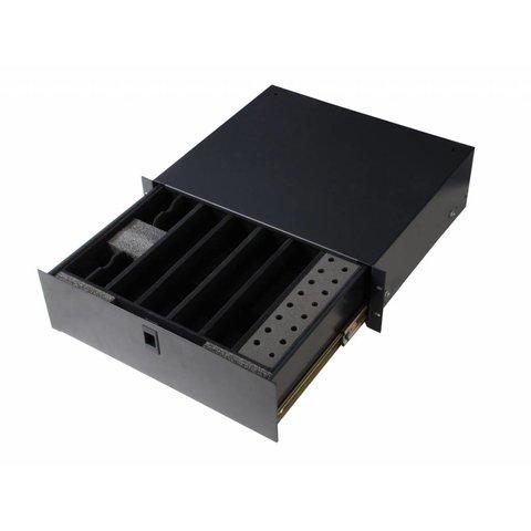Gator GRW-DRWWRLSS Wireless Microphone Drawer; 3U