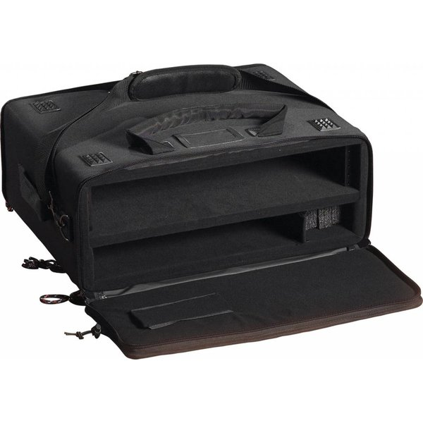 Gator Gator GSR-2U Laptop and 2-Space Audio Rack Bag