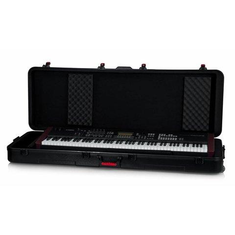 Gator GTSA-KEY88 TSA ATA Molded 88-note Keyboard Case w/ Wheels