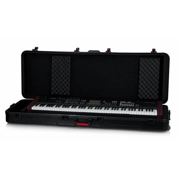Gator Gator GTSA-KEY88 TSA ATA Molded 88-note Keyboard Case w/ Wheels